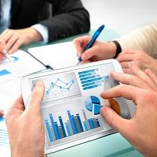 Dịch vụ cung cấp dữ liệu tài chính
